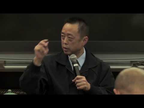 全球志工總督導黃思賢師兄美國總會靜思書軒 法中話家常分享錄影