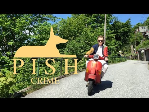Pish - Crime (Official Music Video)