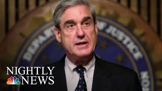 Mystery Case At Supreme Court Is Apparently Tied To Robert Mueller Investigation | NBC Nightly News