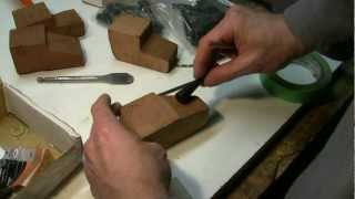 Part 1 - Briar Pipe Making Start to Finish