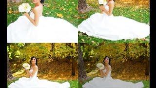 Как выровнять экспозицию у серии фото в лайтруме. Урок фотошопа для начинающих. Pro Photoshop