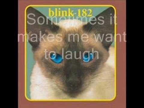 Blink 182 - M+M's lyrics