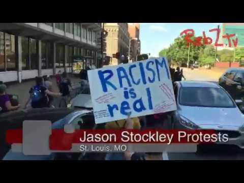 RebZ.tv LIVE - St. Louis - Stockley Protests#3