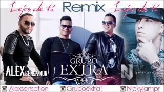 Nicky Jam, Alex sensation & Grupo Extra - Lejos de ti 2015