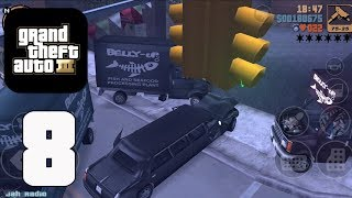 GTA 3 (Grand Theft Auto) - Gameplay Walkthrough part 8 - Salvatore's Called a meeting(iOS, Android)