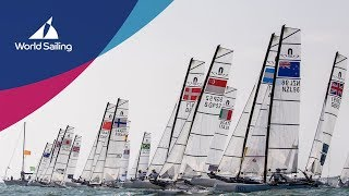 Day 3 Highlights | Ready Steady Tokyo - Sailing