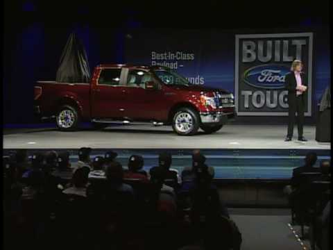 motor trend truck of the year 2009 ford f 150 youtube. Black Bedroom Furniture Sets. Home Design Ideas
