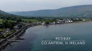 Hyperlapse Taken around Redbay, Co.Antrim N.Ireland . DJI Mavic 2 Zoom