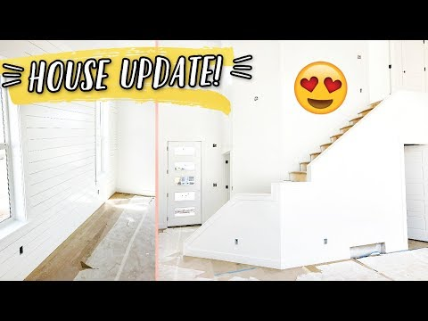 MOVING IN ONE MONTH!! NEW HOUSE UPDATE!