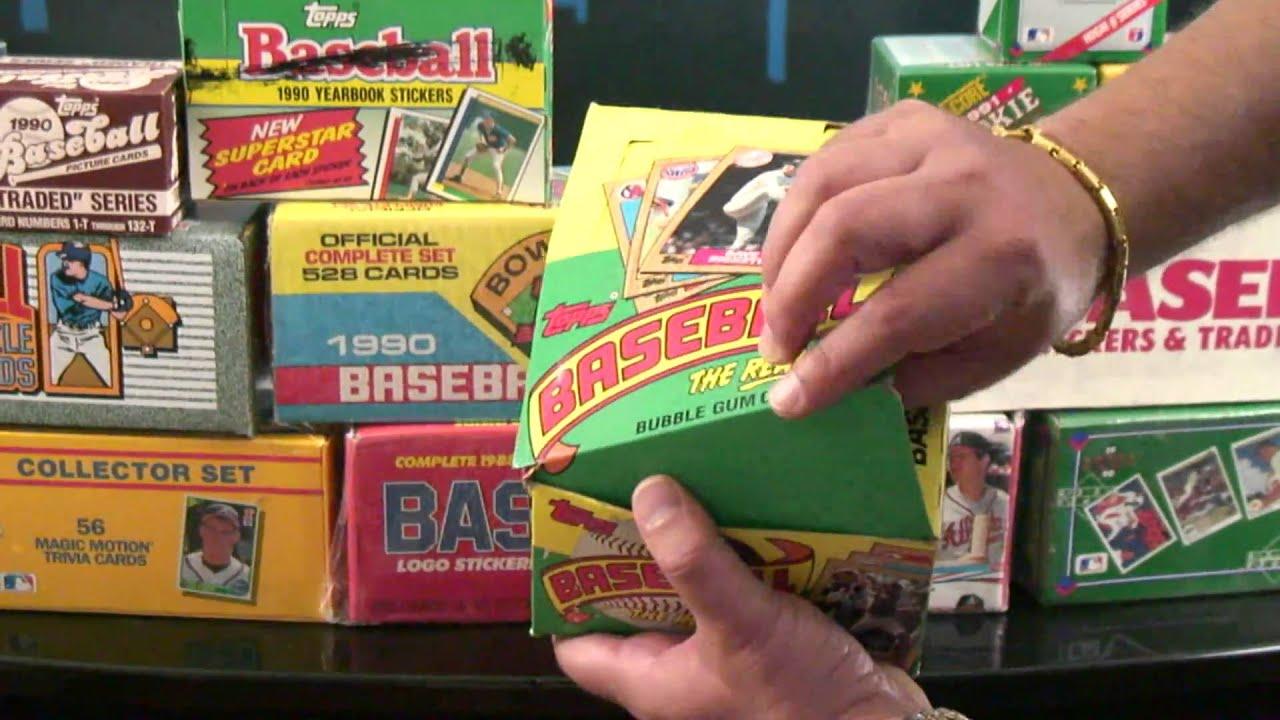 Don West Baseball Card Blowout Wild West Deals