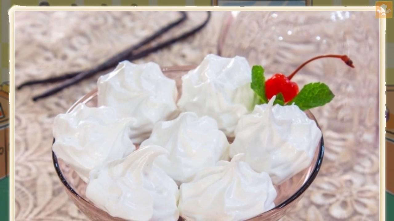 зефир ванильный от селезнёва рецепт