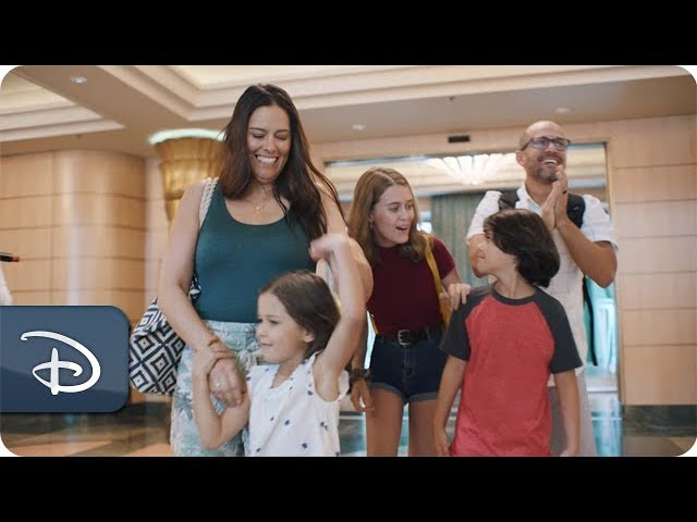 Meet the Martinez Family | Fun for Everyone on Disney Cruise Line