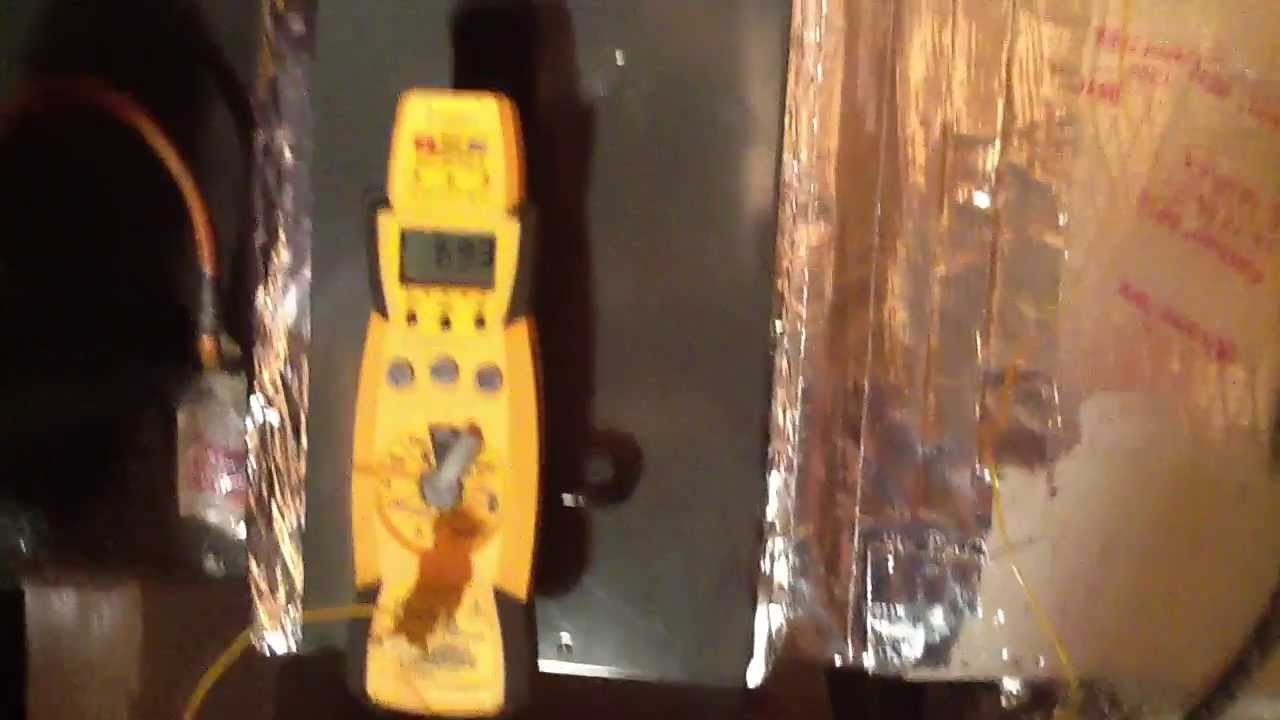 Air Handler In Attic Sweating Attic Air Handler