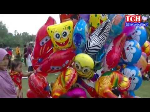 Balon Karakter Mainan Anak - Toys Kids Balloon Minion, Masha, Boboiboy, Nemo, Upin Ipin, Spongebob
