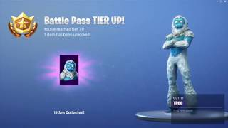 *UNLOCKING* The Trog Skin In Fortnite...!!!