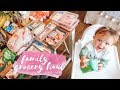 FAMILY GROCERY HAUL & MEAL PLAN  - MAY 2019
