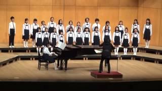 『青い大地に夢は始まる』 弘前市立東小学校 合唱部