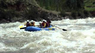Rafting- Peru- Rio Urubamba