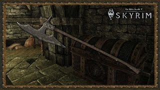 TES 5: Skyrim - Где найти Топор Палача