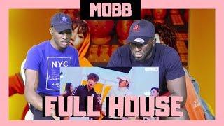 BLACK GUY REACTS TO: MOBB - '붐벼(FULL HOUSE)' M/V