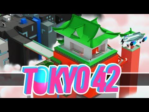 Tokyo 42 - Cyberpunk Assassin! - Let's Play Tokyo 42 Gameplay