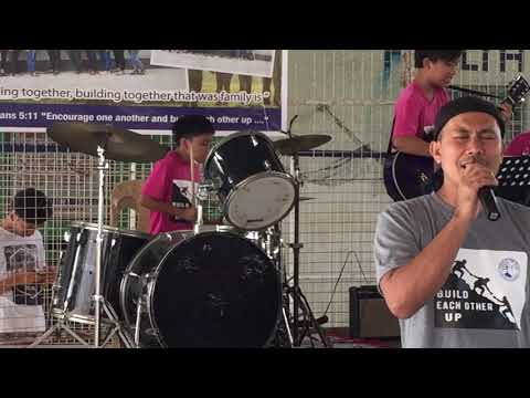 15#vlog Jesus Is The Rock Christian Academy Family Day this is living now and deep cries out Band co