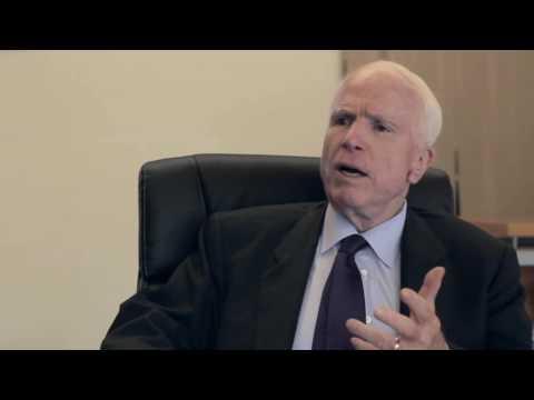 A Conversation with Senator John McCain