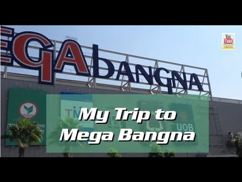 Bangkok Mega Bangna Shopping Mall