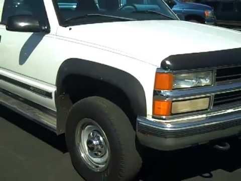 1996 chevy silverado 2500