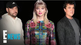 "Scooter Braun ""Frustrated"" With Scott Borchetta Over Taylor Swift Feud 