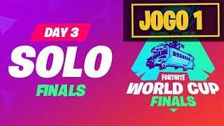 ANALYSIS OF THE CHAMPION! FORTNITE WORLD CUP SOLO GAME 1 (BUGHA, KING, NICKS, LELEO, KURTZ, DK AND LASERS)