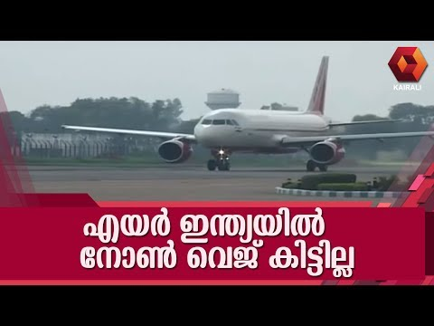 Non-vegetarian Food Removed From Air India's Domestic Services