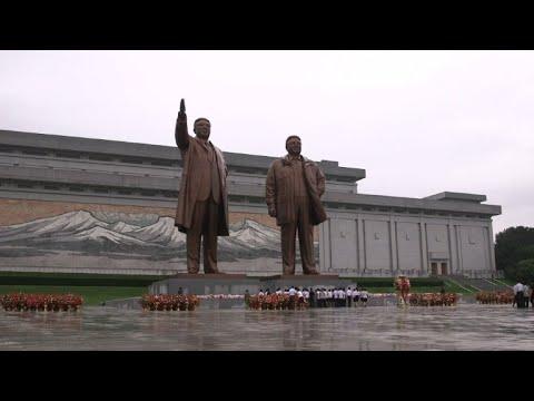 North and South Korea mark anniversary of end of Korean War