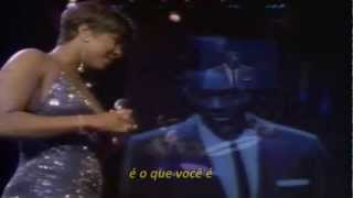 Natalie Cole e Nat King Cole - Unforgettable (Inesquecível) Ano da Música-1952 - LEGENDADO