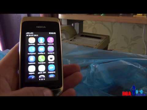 Пример удачно неудачного ремонта. И снова Nokia Asha 308