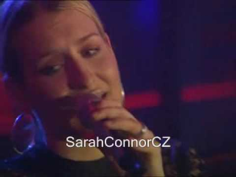 Sarah Connor- Get Here (live)