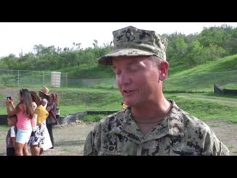 Guantanamo Bay, Cuba CO David Culpepper
