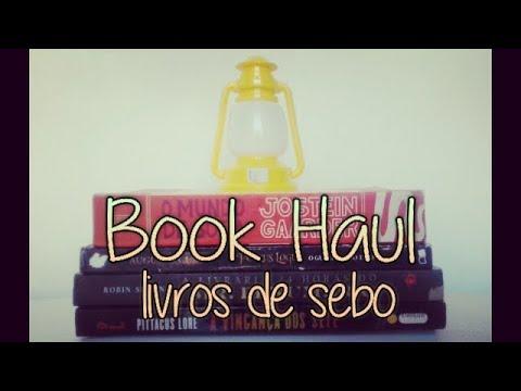 Book Haul Livros de Sebo | Cholanda Blog 369
