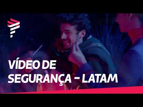 Vídeo de Segurança – LATAM