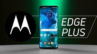 Can the Motorola Edge Plus bring Moto BACK? (Hands on!)