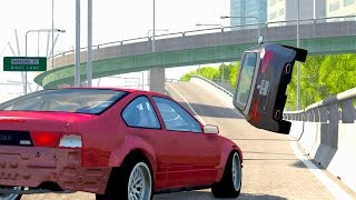BeamNG Drive High Speed Crashes #50