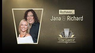 Rozhovor: Richard Genzer a Jana #StarDance9