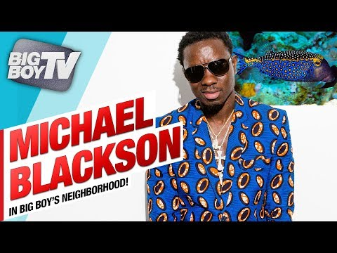 Michael Blackson on Kevin Hart Beef, Touring w/ Martin Lawrence & His Crazy Fans