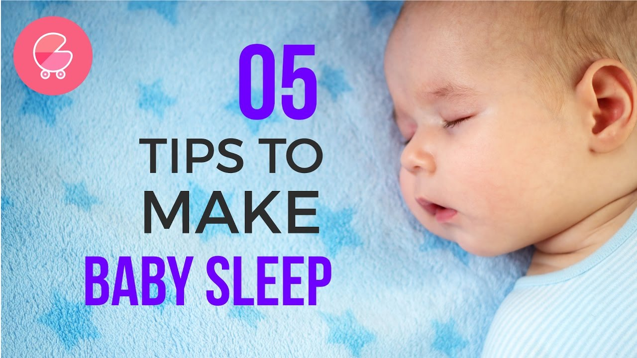 5 Tips to Make Baby Sleep All Night | Babygogo - YouTube