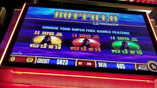 WICKED WINNINGS & BUFFALO 4 COIN SUPER GAMES 2X - Redtint Loves Slots