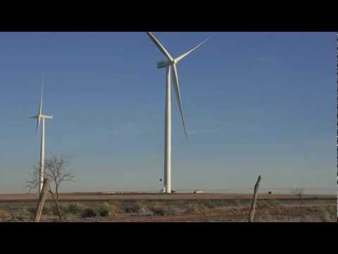 Enormous Renewable Energy Farm in Texas, United States [High Definition]