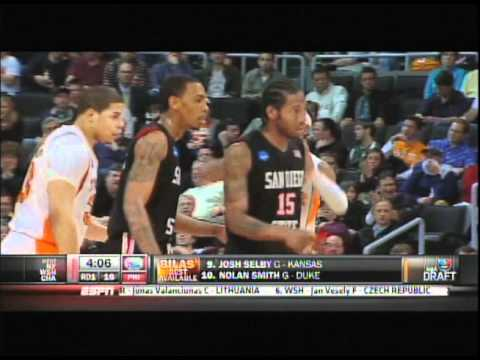Kawhi Leonard selected in NBA Draft 06/23/11