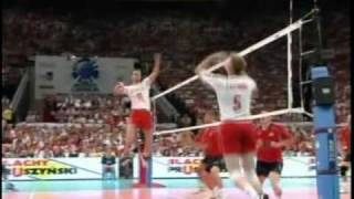 World League Volleyball Highlights