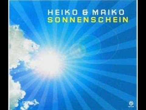 Heiko und Maiko - Sonnenschein