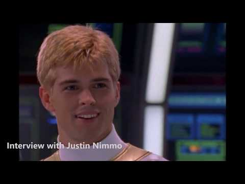 with Justin Nimmo Power Rangers in Space